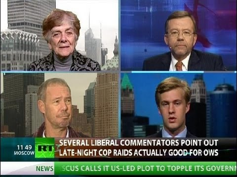 CrossTalk: OWS Assaulted
