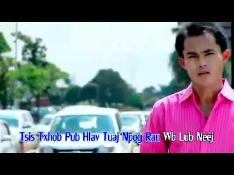 Hmong New Song 2012  (Lis Zeb Xyooj_Ua neeg nrog txoj kev khw