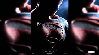 Man of steel Trailer #3 Music Theme By Hans Zimmer [HQ]