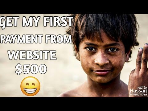 How To Earn 50$ dollar Per Day From Website Hindi Full Earning Poof 100% Geniune