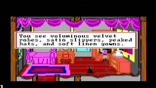 Let's Play: Kings Quest 3 Part 2 (with Lucahjin)