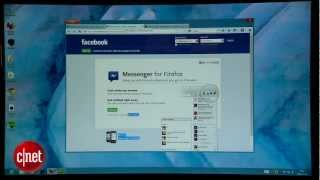 CNET How To - How to integrate Facebook Messenger directly into Firefox