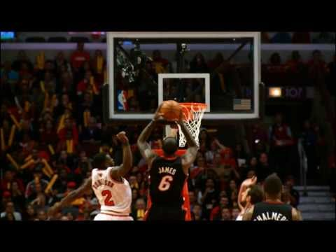 Top 10 NBA Blocks of 2013