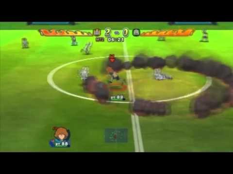 4) Inazuma Eleven Strikers (Wii)