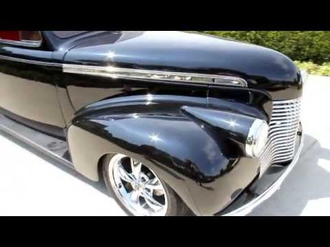 1940 Chevy Deluxe Coupe Street Rod Classic Muscle Car for Sale in MI Vanguard Motor Sales
