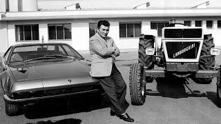 Stanzani Racconta: L'impatto con le maniere di Lamborghini - Davide Cironi (SUBS)