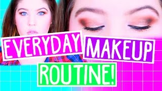 Everyday Makeup Routine / Tutorial 2016!
