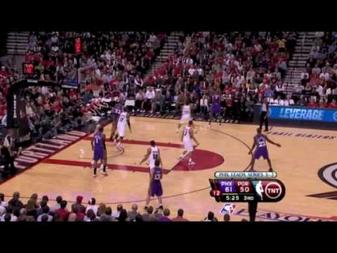 Phoenix Suns vs. Portland Trail Blazers - Game 6 Recap [NBA Playoffs 2010] Video