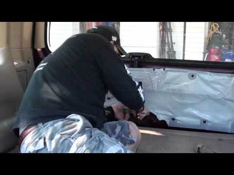 Ford Expedition Lift Gate Repair 1997 2000 Screw Ford