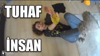 TUHAF İNSAN (Kinder Sürpriz Şakası Fail)
