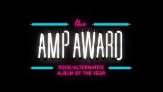 The Amp Award (Rock/Alternative Album of 2018) - 7th Annual We Love Christian Music Awards