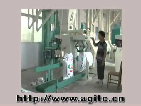 Durum Wheat Flour Mill Machine, Wheat Flour Machine