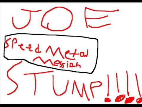 Joe Stump-Speed Metal Messiah