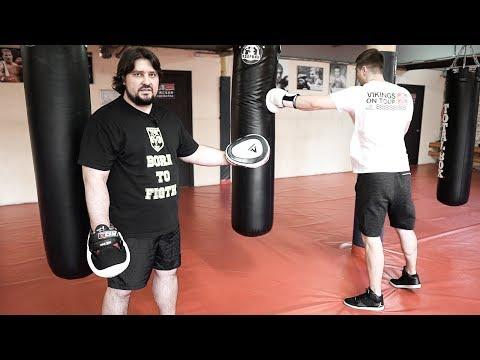 Старая американская школа профессионального бокса