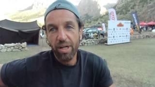 Transanatolia 2014: Alessandro Viganò e la moto che lascia i messaggi