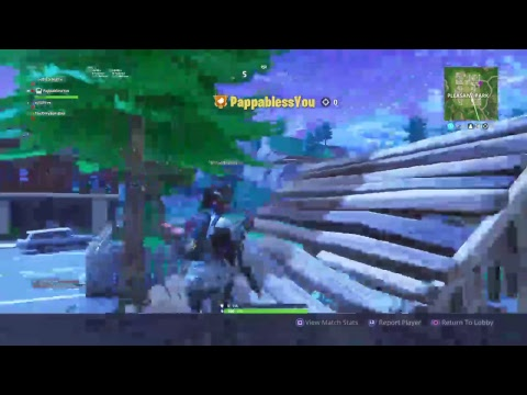 Fortnite 200 kill game