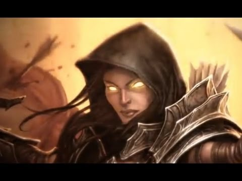 EXCLUSIVE: Diablo III Demon Hunter Spotlight Video