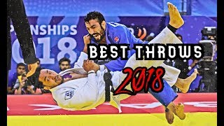 Best of Judo Ippons 2018