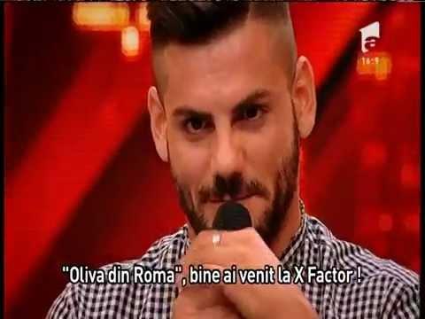 Jurizare: Mirko Oliva merge în următoarea etapă X Factor