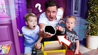 NEW FAMILY ROBOT SURPRISE!