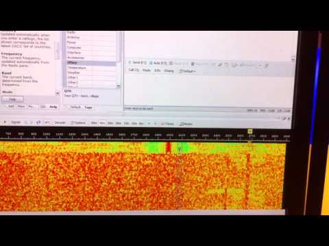 Ham Radio Deluxe - Digital Master 780 - PSK31