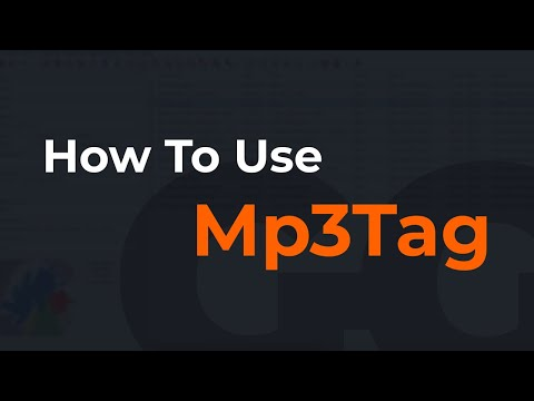 How To Use Mp3Tag Tutorial [GGRADIO]