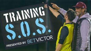 Jürgen Klopp surprises local side at training | BetVictor 'Training SOS' Series 1 Ep1