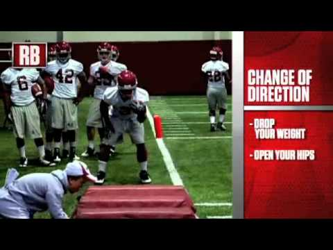 NFL HSPD RB drills