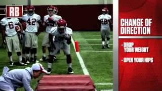 NFL HSPD RB drills