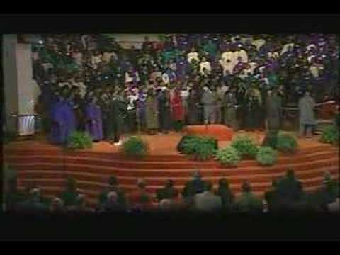 Bishop Paul S. Morton - Let It Rain video