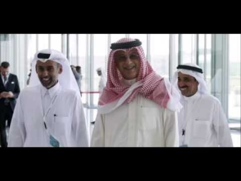 Sheikh Salman of Bahrain enters race for FIFA president