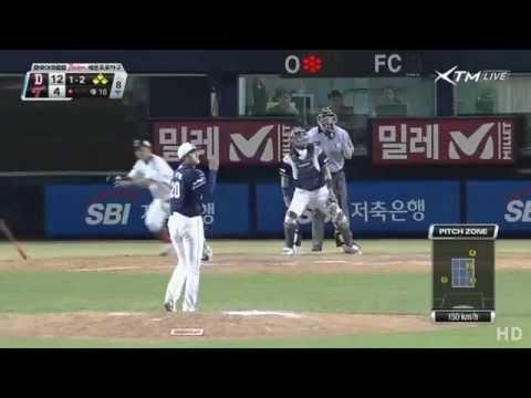 LG트윈스 2010~2014시즌 만루홈런 모음집