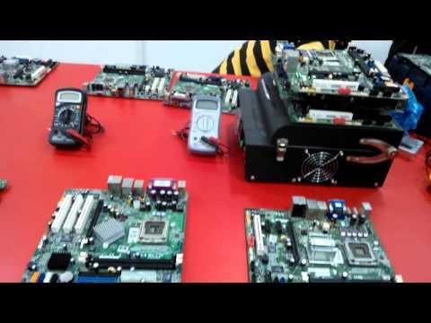 EXPERT - Best Chip Level  Institute Laptop Projector Tablet PC Mobile Repairing Course Delhi India .