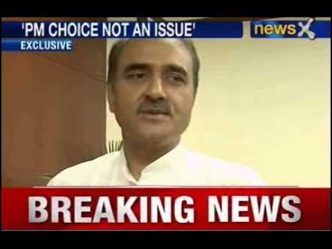 NewsX Exclusive: NCP leader Praful Patel defends UPA-2