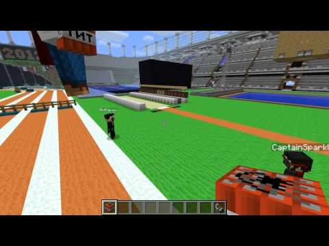 Minecraft TNT Olympics - Episode 1