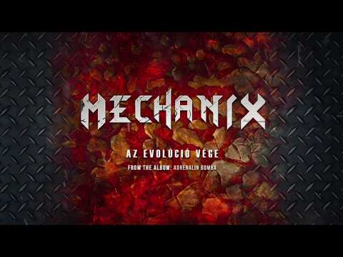 Mechanix zenekar - Az evolúció vége