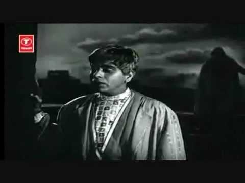 Ye Mera Deewanapan Hai..yahudi1958 -mukesh-shailendra-shankar Jaikishan- A Tribute video