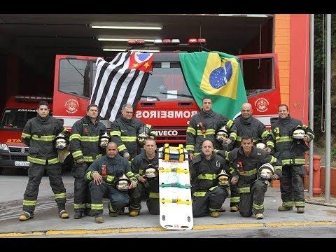 Corpo De Bombeiros De São Paulo - Pb Embu Das Artes video