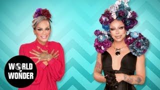 FASHION PHOTO RUVIEW: All Stars 2 with Raja and Raven - RuPaul