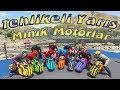 Tehlikeli Yarış Mini Motorlar Örümcek Adam ve Süper Kahramanlar Yarış Yapıyor Yeni Bölüm