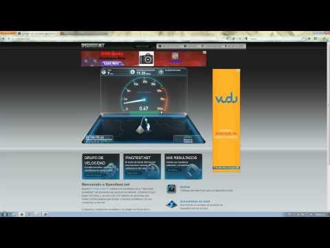 Telmex vs Cablemas Todo México sin Límites VS YOO Pruebas de Internet WiFi y Ethernet By: ima245