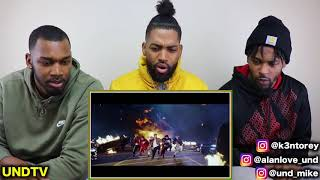 Download Lagu BTS (방탄소년단) MIC DROP (STEVE AOKI REMIX) [REACTION] Gratis STAFABAND