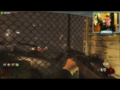 Black Ops 2 Zombies: Rounds 1-17 (TOWN) Live w/Syndicate
