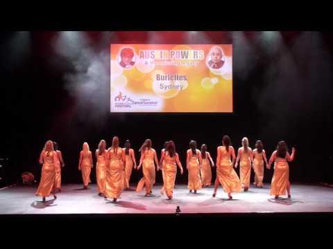 Sydney Latin Festival 2017 - BURLETTES