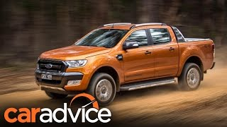 2016 Ford Ranger Wildtrak review | CarAdvice