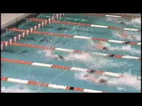Record Setting 400 Free! Men's Swimming Plano Senior High School