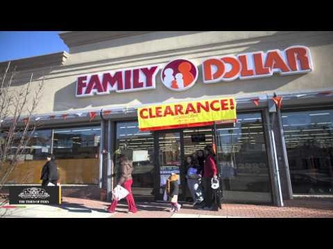 Dollar Tree To Buy Family Dollar - TOI