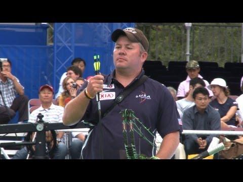 Ind. Match #4 - Tokyo - Archery World Cup 2012