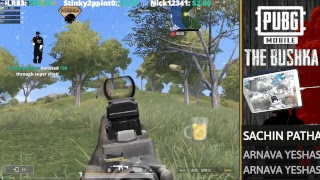 OLD MAN CHICKEN DINNERS - PUBG MOBILE LIVE STREAMS WITH BUSHKA