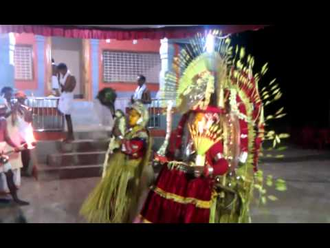 Jumadhi Banta Kola At Sangabettu video